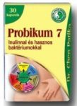 Dr. Chen Probikum 7 forte kapszula 30 db - Egészségügyi problémákra ajánlott termék, Emésztés