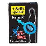 Dr. Chen XtraMen férfierő tabletta 16 db - Egészségügyi problémákra ajánlott termék, Intim panasz