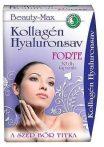 Dr. Chen Beauty-Max Kollagén Hyauronsav Forte kapszula 30 db