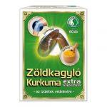 Dr. Chen Zöldkagyló kurkuma extra kapszula 60 db - Étrend-kiegészítő, vitamin, Ízületek