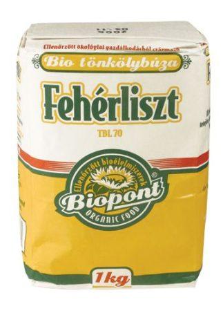 Biopont Bio Tönkölybúza fehérliszt TBL-70 1000 g - Étel-ital, Liszt
