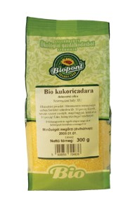 Biopont Bio kukoricadara 300 g - Étel-ital, Gabona, dara, pehely, korpa, Gabona, őrlemény, dara