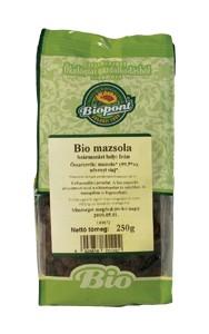 Biopont Bio Mazsola 250 g - Étel-ital, Szárított, aszalt gyümölcs