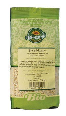 Biopont Bio Zabkorpa 250 g - Étel-ital, Gabona, dara, pehely, korpa, Pehely, korpa