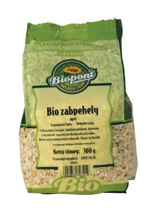 Biopont Bio Zabpehely apró 300 g - Étel-ital, Gabona, dara, pehely, korpa, Pehely, korpa