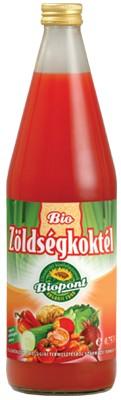 Biopont Bio Zöldségkoktél 750 ml - Étel-ital, Ital, Zöldség és gyümölcslé