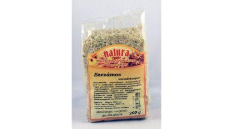 Natura szezámos szendvicskrémpor 200 g - Étel-ital, Pástétom, szendvicskrém