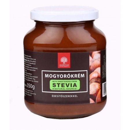 Almitas kakaós mogyorókrém steviával 350 g - Étel-ital, Finomság, Lekvár, dzsem, krém