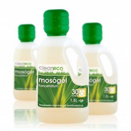 Cleaneco Mosógél koncentrátum 1500ml - Háztartás, Mosószer
