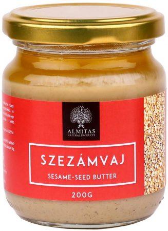 Almitas Szezámvaj (FitPaleo) 170g - Étel-ital, Finomság, Lekvár, dzsem, krém
