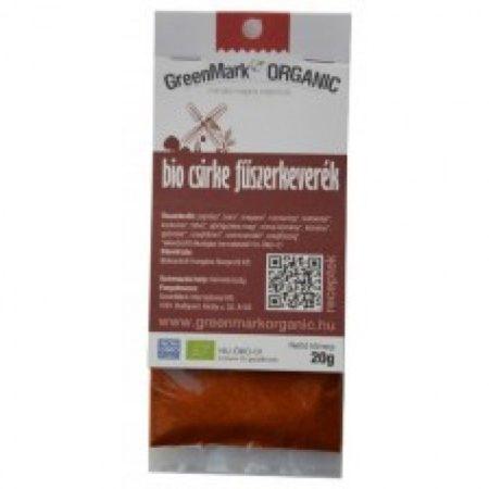Greenmark Bio Csirke fűszerkeverék 20g - Étel-ital, Fűszer, ételízesítő, Fűszer