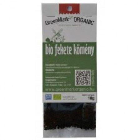 Greenmark Bio fekete kömény 10g - Étel-ital, Fűszer, ételízesítő, Fűszer