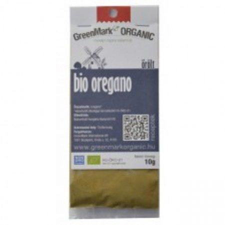 Greenmark Bio őrölt oregánó 10g - Étel-ital, Fűszer, ételízesítő, Fűszer