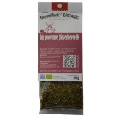 Greenmark Bio Provence fűszerkeverék 20g - Étel-ital, Fűszer, ételízesítő, Fűszer