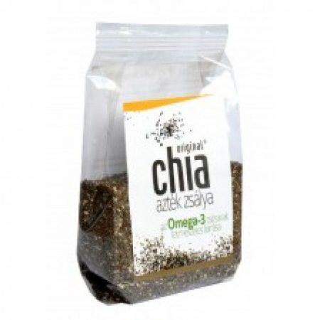 Greenmark Original Chia mag 100g - Étel-ital, Superfood, funkcionális élelmiszer