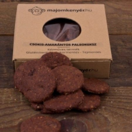 Majomkenyér Csokis-amarántos paleokeksz 60g - Étel-ital, Finomság, Édes, sós ropogtatnivaló
