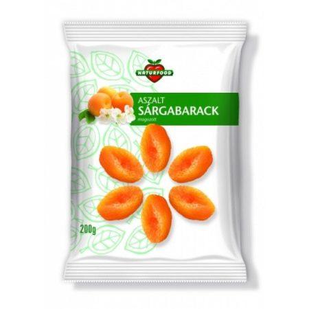 Naturfood Aszalt sárgabarck 200g - Étel-ital, Szárított, aszalt gyümölcs
