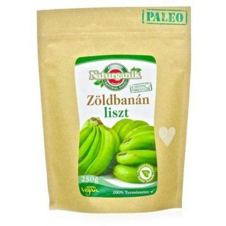 Naturganik Natúr zöldbanán liszt 250g  - Étel-ital, Liszt
