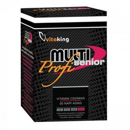 Vitaking Multi Senior Profi vitamincsomag 30db