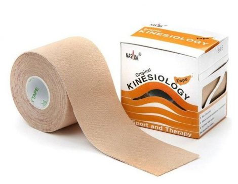 Nasara Kineziológiai tapasz bézs 5cm X 5m 1 db - Alternatív gyógymód, Kineziológiás tapasz, tape