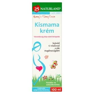 Naturland Kismama krém 100 ml - Baba-mama, Várandósság alatt és után, Terhességi panasz
