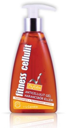Dr. Kelen Fitness cellulit gél 150 ml