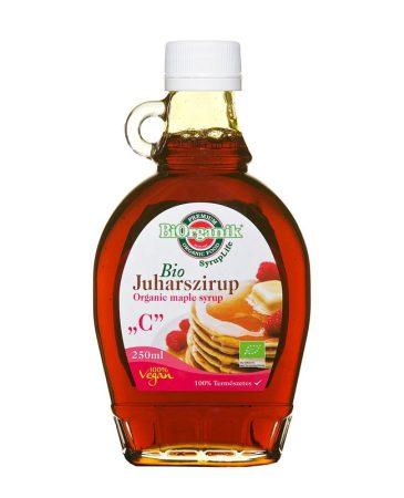 """Biorganik Syruplife Bio juharszirup """"C"""" 250ml"""