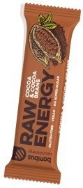 Bombus nyers szelet kakaó-kakaóbab 50g - Étel-ital, Finomság, Csokoládé, müzli- és gyümölcsszelet