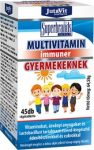 JutaVit Multivitamin Immunkomplex gyerekeknek 45db - Étrend-kiegészítő, vitamin, Gyerekeknek