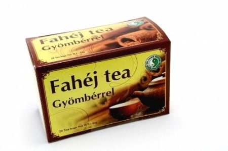 Dr. Chen Fahéj tea gyömbérrel 20x2,2 g - Gyógynövény, tea, Filteres tea