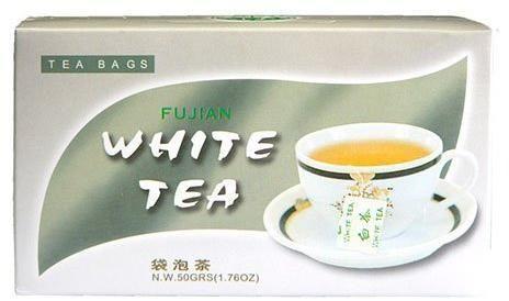 Dr. Chen Fujian filteres fehér tea  25x2 g - Gyógynövény, tea, Filteres tea
