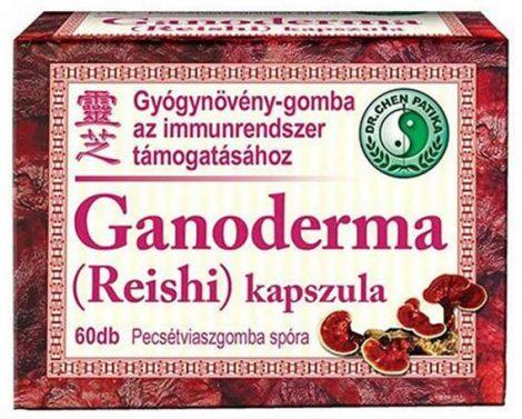 Dr. Chen Ganoderma kapszula 60 db - Étrend-kiegészítő, vitamin, Immunerősítés, roborálás