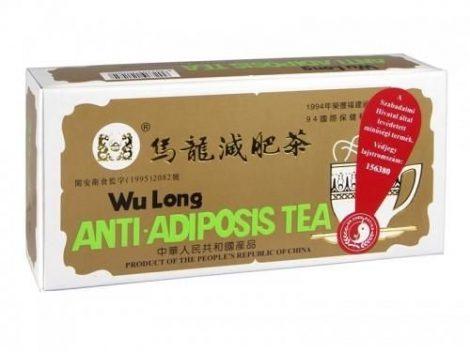 Dr. Chen Wu Long anti-adiposis tea 30x4 g - Gyógynövény, tea, Teakaverék