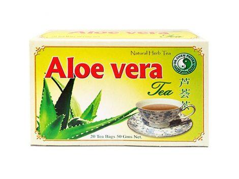 Dr. Chen Aloe Vera filteres tea 20x2,5 g - Gyógynövény, tea, Filteres tea