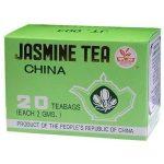 Dr. Chen Eredeti kínai filteres jázminos zöld tea 20db - Gyógynövény, tea, Filteres tea