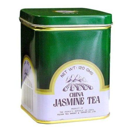 Dr. Chen Eredeti kínai jázminos szálas zöld tea 100g - Gyógynövény, tea, Szálas gyógynövény, tea