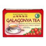 Dr. Chen Galagonya tea 20x2 g - Gyógynövény, tea, Filteres tea