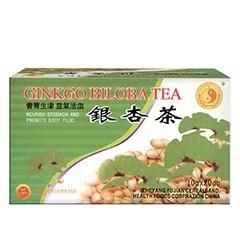 Dr. Chen Instant Ginkgo biloba tea 20x1 g - Gyógynövény, tea, Teakaverék