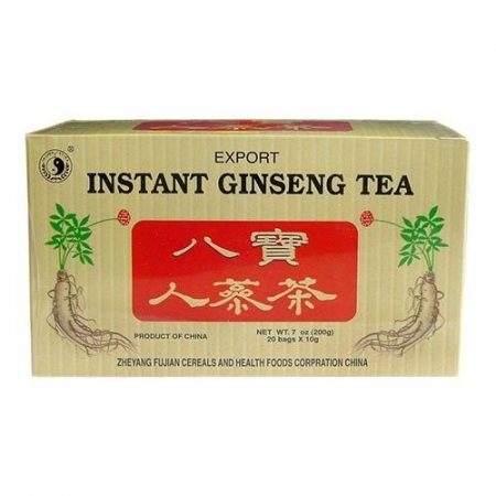 Dr. Chen Instant ginseng tea 20db - Gyógynövény, tea, Teakaverék