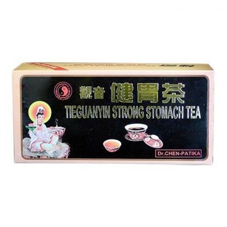 Dr. Chen Kínai gyomor Tieguanyin-tea 20x5 g - Gyógynövény, tea, Teakaverék
