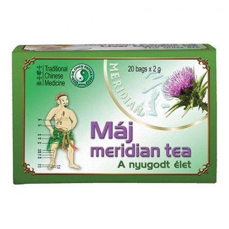 Dr. Chen Máj meridián tea 20x2 g - Gyógynövény, tea, Teakaverék