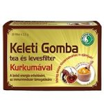 Dr. Chen Keleti gomba tea és levesfilter kurkumával 20x2,2 g - Gyógynövény, tea, Teakaverék