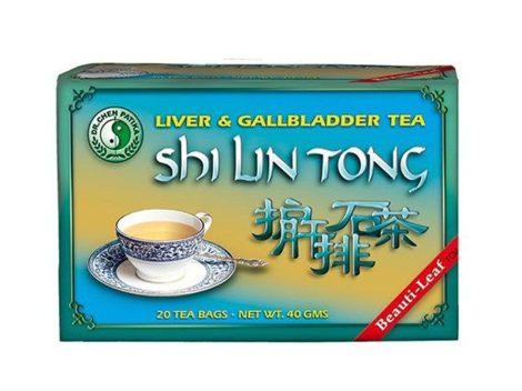 Dr. Chen Shi Lin Tong májvédő tea 20x2 g - Gyógynövény, tea, Teakaverék