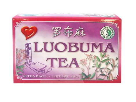 Dr. Chen Loubuma tea 20x2 g - Gyógynövény, tea, Teakaverék