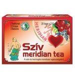 Dr. Chen Szív meridián tea 20x2,53 g - Gyógynövény, tea, Teakaverék