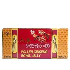 Dr. Chen Pollen Ginseng Royal Jelly ampulla 10x10 ml - Étrend-kiegészítő, vitamin, Idegrendszer