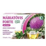Dr. Chen Máriatövis forte instant tea 15 tasak - Gyógynövény, tea, Teakaverék