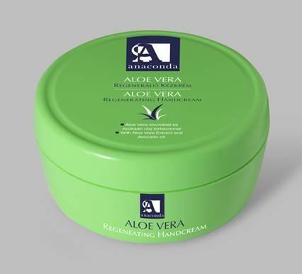Anaconda Aloea vera regeneráló kézkrém 200 ml