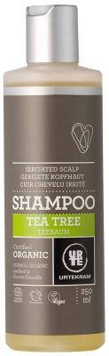 Urtekram Bio sampon teafaolajjal irritált fejbőrre 250 ml