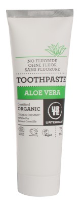 Urtekram Bio fogkrém aloe verával 75 ml